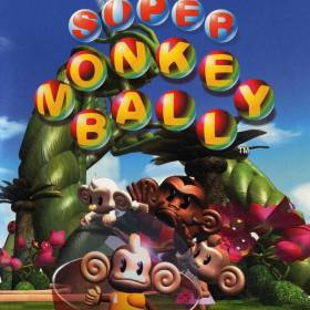 The coverart thumbnail of Super Monkey Ball