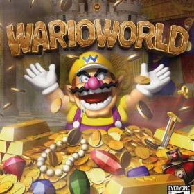 The coverart thumbnail of Wario World