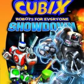 The coverart thumbnail of Cubix Robots for Everyone: Showdown