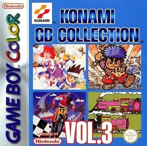 Konami GB Collection Vol. 3