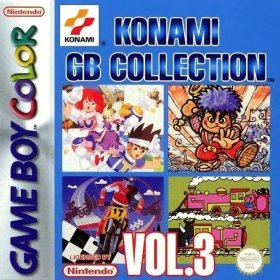 The coverart thumbnail of Konami GB Collection Vol. 3