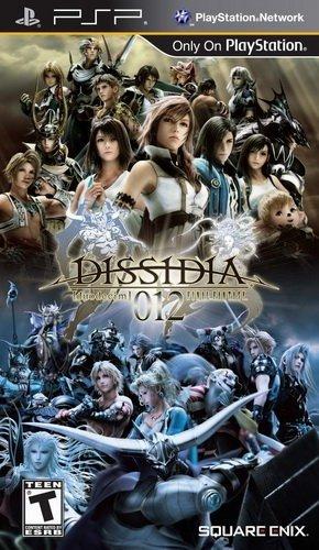 The coverart image of Dissidia 012: Duodecim Final Fantasy