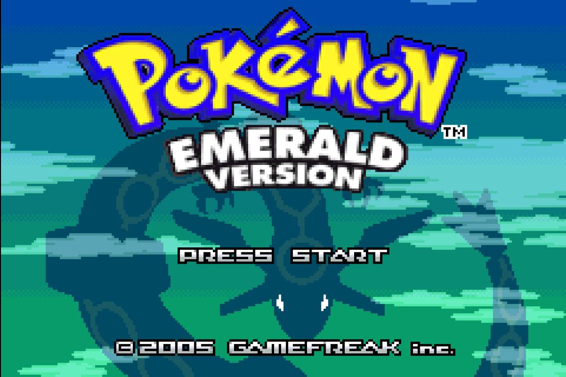 Pokemon Emerald Randomizer