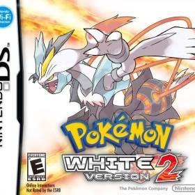 The coverart thumbnail of Pokemon White 2 Randomizer