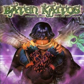 The cover art of the game Baten Kaitos: Eternal Wings and the Lost Ocean.