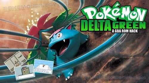 Pokemon Delta Green (Zenon Returns) (Hack)