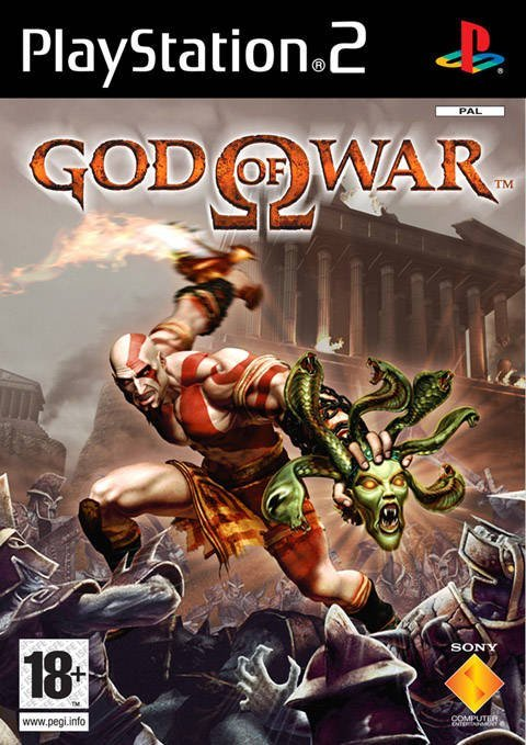 The coverart image of God of War