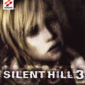 The cover art of the game Silent Hill 3.