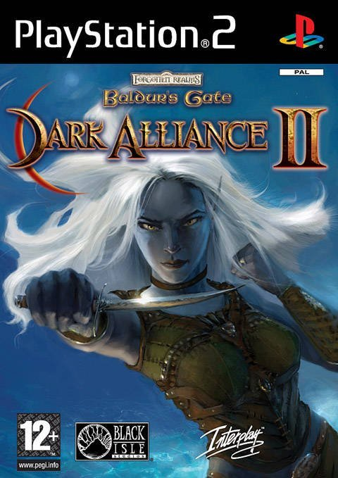 The coverart image of Baldur's Gate: Dark Alliance II