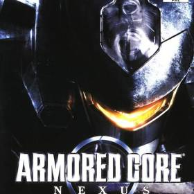 The cover art of the game Armored Core: Nexus.