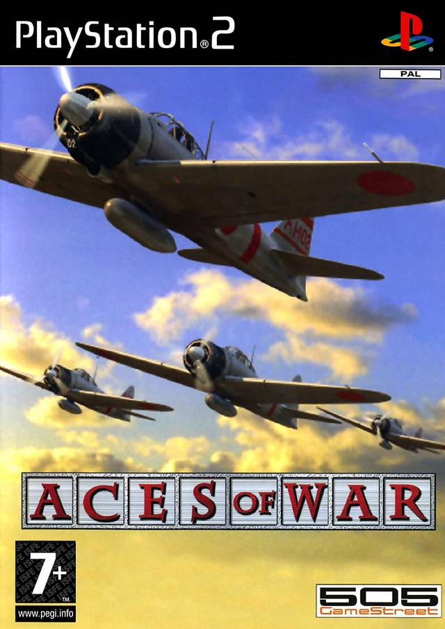 The coverart image of Aces of War