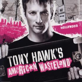 The coverart thumbnail of Tony Hawk's American Wasteland
