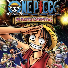 The cover art of the game One Piece: Pirates' Carnival.