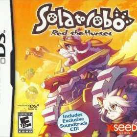The coverart thumbnail of Solatorobo: Red the Hunter (AP Patched)