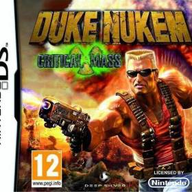 The coverart thumbnail of Duke Nukem: Critical Mass