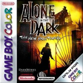 The cover art of the game Alone in the Dark - The New Nightmare.
