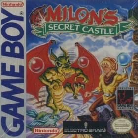 The cover art of the game Milon's Secret Castle .