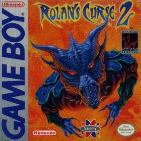 The cover art of the game Rolan's Curse II .