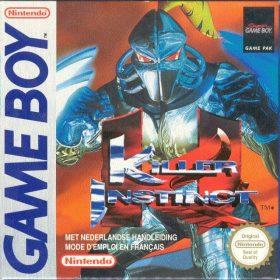 The cover art of the game Killer Instinct .