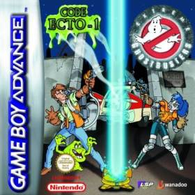 The cover art of the game Extreme Ghostbusters - Code Ecto-1.