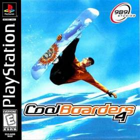 The coverart thumbnail of Cool Boarders 4