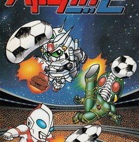 The coverart thumbnail of Battle Soccer 2