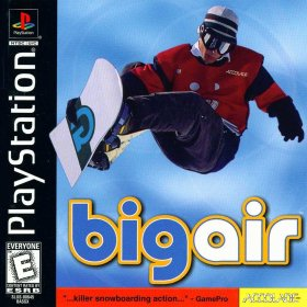 The coverart thumbnail of Big Air