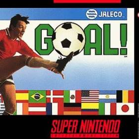 The cover art of the game Goal! .