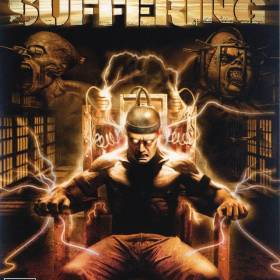 The cover art of the game The Suffering.