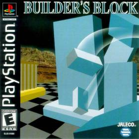 The cover art of the game Builder's Block.