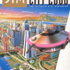 The coverart thumbnail of SimCity 2000