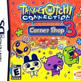 The coverart thumbnail of Tamagotchi Connection: Corner Shop 3