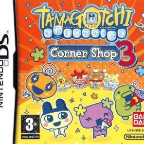The coverart thumbnail of Tamagotchi Connexion: Corner Shop 3