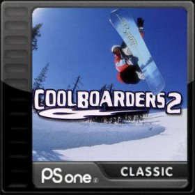 The coverart thumbnail of Cool Boarders 2