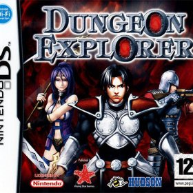 The coverart thumbnail of Dungeon Explorer
