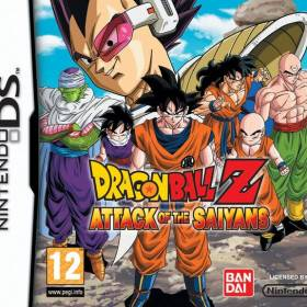 The coverart thumbnail of Dragon Ball Z: Attack of the Saiyans