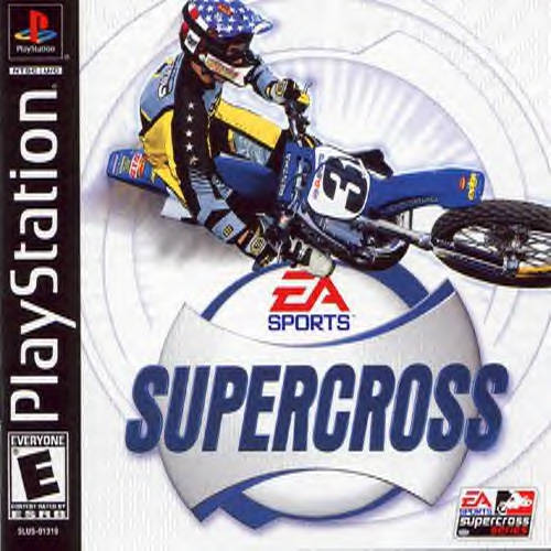The coverart image of Supercross