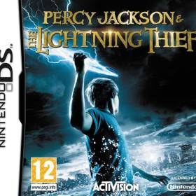 The coverart thumbnail of Percy Jackson & the Lightning Thief