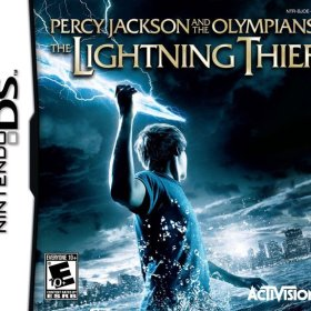 The coverart thumbnail of Percy Jackson and the Olympians: The Lightning Thief