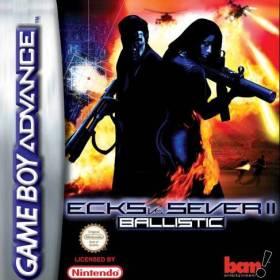 The cover art of the game Ballistic - Ecks vs. Sever 2.