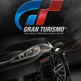 The cover art of the game Gran Turismo.