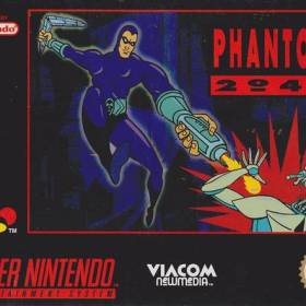 The cover art of the game Phantom 2040 .