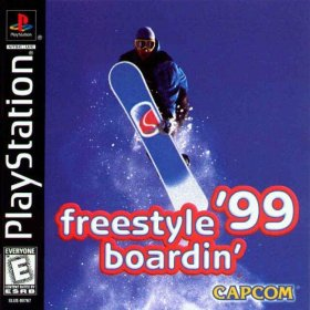 The coverart thumbnail of Freestyle Boardin' '99