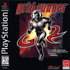 The cover art of the game Grid Runner.