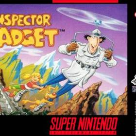 The coverart thumbnail of Inspector Gadget