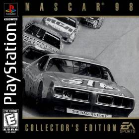 The coverart thumbnail of NASCAR '98: Collector's Edition