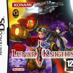 The coverart thumbnail of Lunar Knights