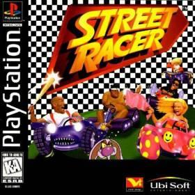The coverart thumbnail of Street Racer