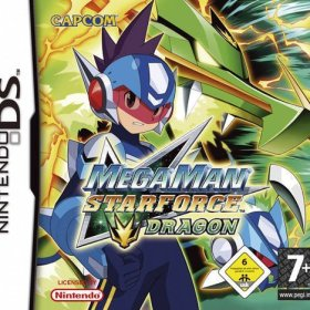 The coverart thumbnail of Mega Man Star Force: Dragon