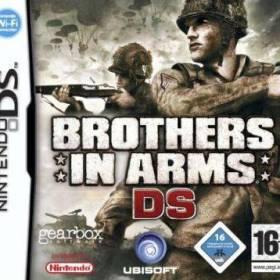 The coverart thumbnail of Brothers In Arms DS